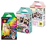 Fujifilm Instax Mini Film Rainbow - S...