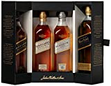 Johnnie Walker Collection Pack Blended Scotch Whisky (4 x...