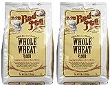 Bob's Red Mill Whole Wheat Flour - 5 lb - 2 pk