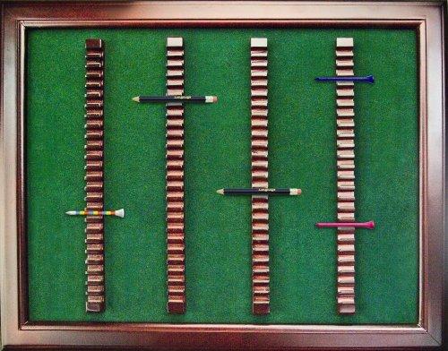 Longridge Golf PENCIL UND Tee DISPLAY