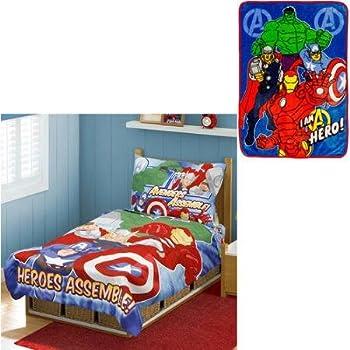 4pc Toddler Bedding Set