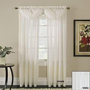 Semi Sheer | Cheap Window Curtains For Sale