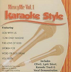 MercyMe Karaoke Style, Volume 1