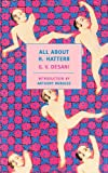 All About H. Hatterr (New York Review Books Classics) G.V. Desani