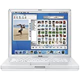 "Apple iBook Laptop 12.1"" M8758LL/A (800-MHz PowerPC G3, 128 MB RAM, 30 GB Hard Drive, CD-ROM Drive)"