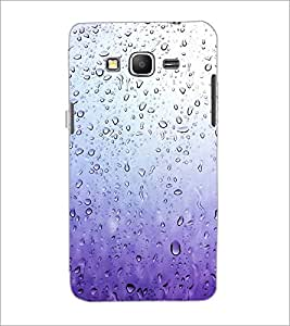 PrintDhaba Droplets D-2116 Back Case Cover for SAMSUNG GALAXY GRAND PRIME (Multi-Coloured)