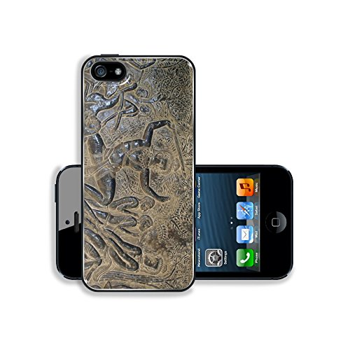 MSD Premium Apple iPhone 5 iphone 5S Aluminum Backplate Bumper Snap Case IMAGE ID: 2883941 Heroes of Mahabharata Angkor wat Cambodia (Angkor Wat Model compare prices)