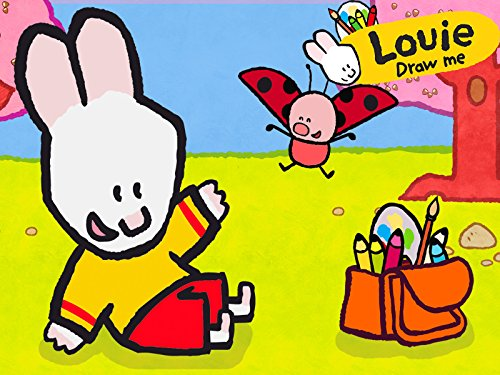 Louie, Draw me a House