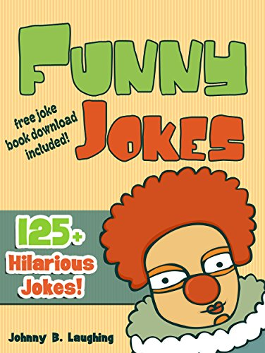 Funny Jokes for Kids: 125+ Hilarious Jokes | freekindlefinds.blogspot.com