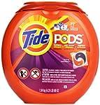 Tide Pods Laundry Detergent Spring Me...