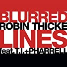 Blurred Lines -Ep-