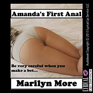 Amanda's First Anal | [Marilyn More]