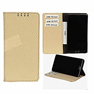 Dsas Flip Cover designed for GIONEE PIONEER P2
