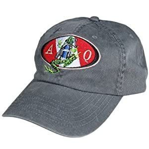 Buy New Amphibious Outfitters Embroidered Scuba Diving Cap - Gray by Innovative Scuba Concepts