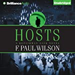 Hosts: A Repairman Jack Novel, Book 5 (       UNABRIDGED) by F. Paul Wilson Narrated by Christopher Price