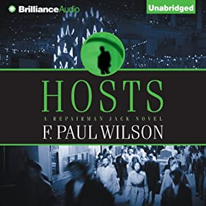 Hosts: A Repairman Jack Novel, Book 5 | [F. Paul Wilson]
