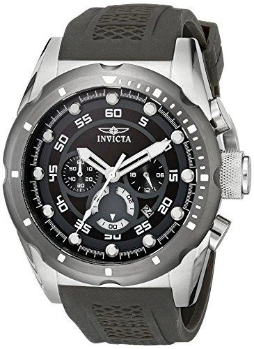 Invicta Men's 20311 Speedway Analog Display Japanese Quartz Black Watch