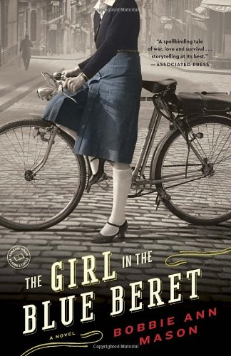 The Girl In The Blue Beret: A Novel front-201409