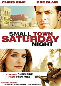 Small Town Saturday Night