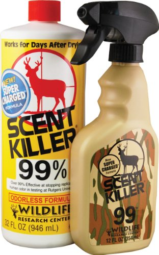 Wildlife Research 560 Scent Killer Spray Combo Pack