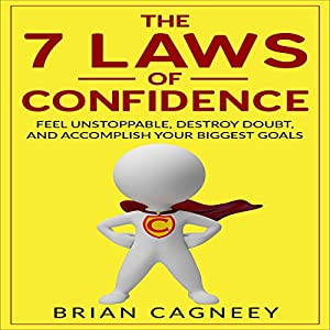 The 7 Laws of Confidence Audiobook