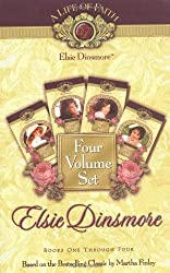 Elsie Dinsmore Vols. 1-4 (Bks. 1-4)