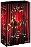echange, troc Molière coffret 4 DVD : 'Le Meilleur du théâtre de Molière'