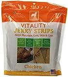 Vitality Chicken Jerky Strip Dogswell Dog Treat, 12-Ounce