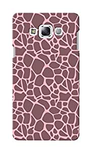 CimaCase Abstract Designer 3D Printed Case Cover For Samsung Galaxy E7