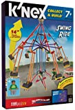 K'NEX Collect and Build Swing Ride Set