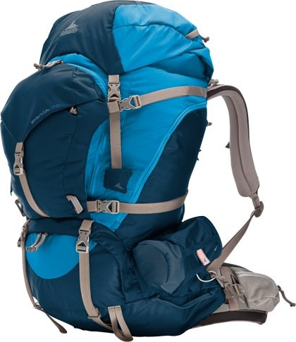 Gregory Deva 70 Technical Pack, Bodega Blue, Small ...