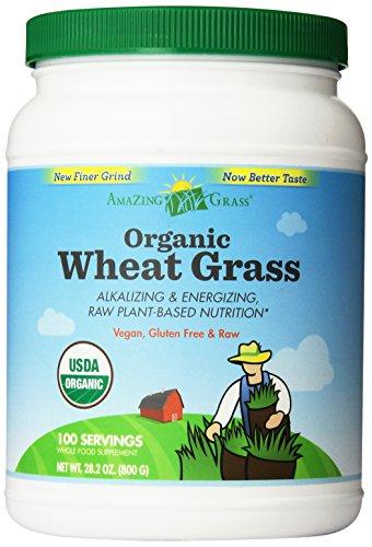 清肠排毒瘦身,Amazing Grass有机小麦苗粉 800g图片