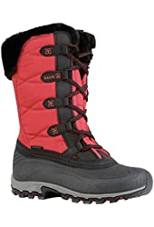 Kamik Womens Fortress Snow Boot