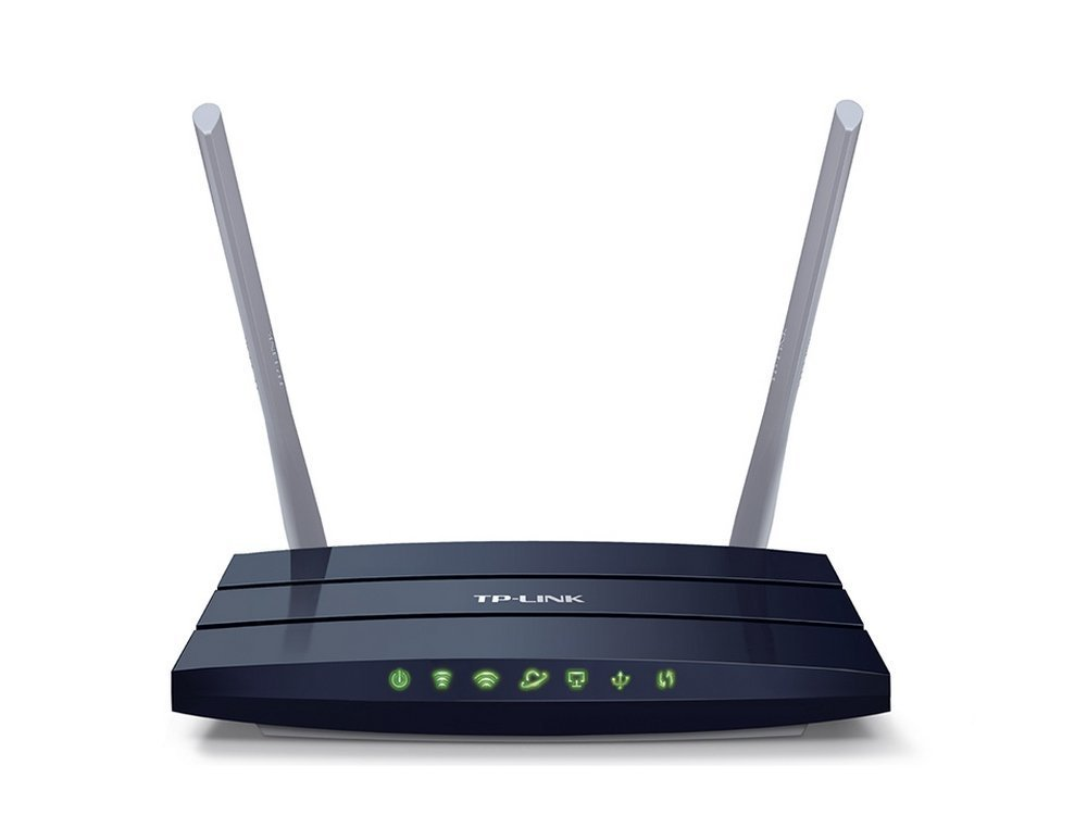 TP-LINK Archer C50 - Wireless router - 4-port switch -...