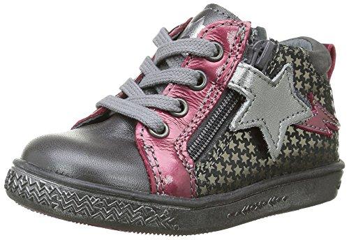BabybotteAdrenaline - Sneakers Bambina, Grigio (231 Gris/Fuchsia), 22
