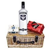 Smirnoff Blue Label Vodka and Chocolates Hamper