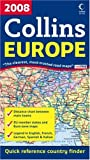 echange, troc Collectif - 2008 Map of Europe 2008