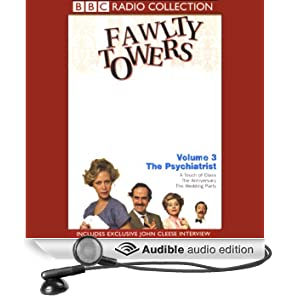 Fawlty Towers, Volume 3: The Psychiatrist