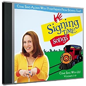 Signing Time! Songs Volumes 7-9 CD