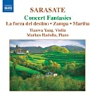 Sarasate, P. De: Violin And Piano Music, Vol. 2 (Tianwa Yang)