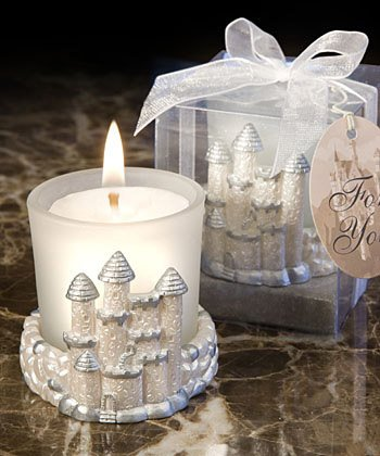Castle Candles: Fairy Tale Wedding Favors, 18