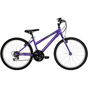 Huffy 24-Inch Ladies ATB Granite Bike (Purple)