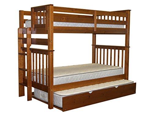 Bedz King Bunk Bed 2378 front