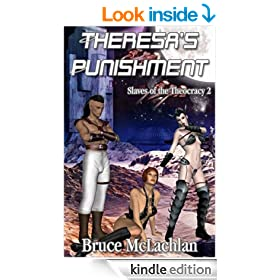 Theresa's Punishment (Extreme BDSM) (Slaves of the Theocracy Book 2)