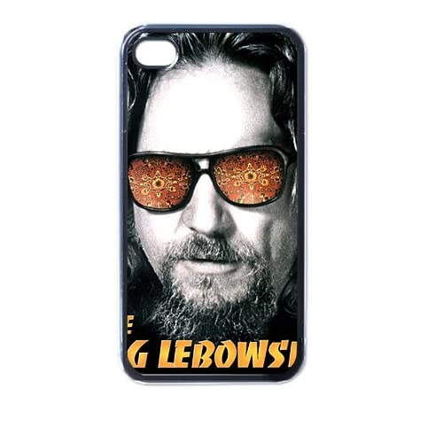 Amazon.com: the big lebowski iphone case for iphone 4 and 4s black