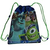 Officially Licensed Disney Pixar Drawstring Bag - Monster University