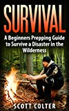 SURVIVAL: BUSHCRAFT GUIDE: A Beginners Prepping Guide to Survive a Disaster in the Wilderness (Prepper SHTF Urban Survival Preparedness) (Prepping Natural Disaster Reference)