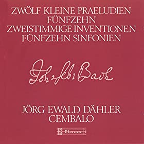 15 Three-Part Inventions: X. G Major, BWV 796 - XI. G Minor, BWV 797