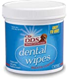 8 In 1 D.D.S. Dental Wipes, 90-Count