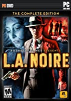 L.A. Noire: The Complete Edition - PC from Rockstar Games